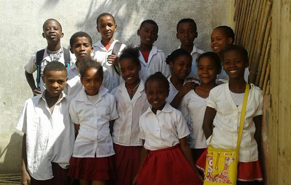 Vidéo : Avec les collégiens de l'association FANARENANA