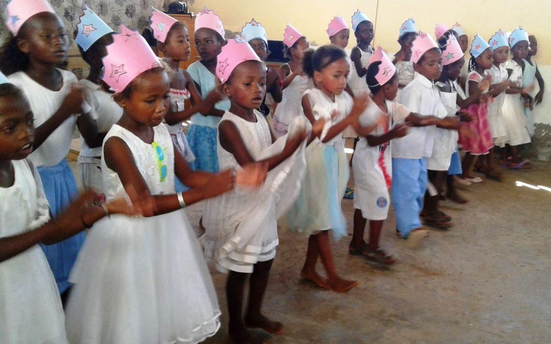 Fête de Noël 2019 dans les centres de Tuléar