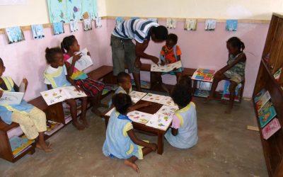 Livres et centres d'accueil de la région de Tuléar