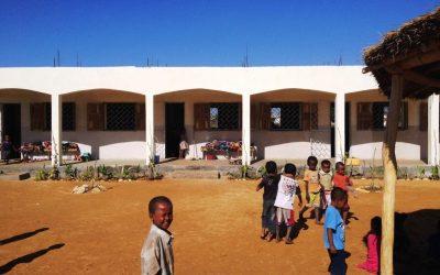 Photos : Naissance et débuts de l'école FANILO d'Andranomena (association FIMAMIFA)