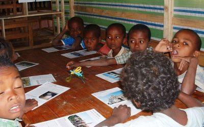 Photos : Une école pour les enfants de l'association FANARENANA, à partir de septembre 2011