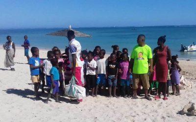 Photos : Les débuts héroïques avec l'école d'Anakao (Association SPERANZA)